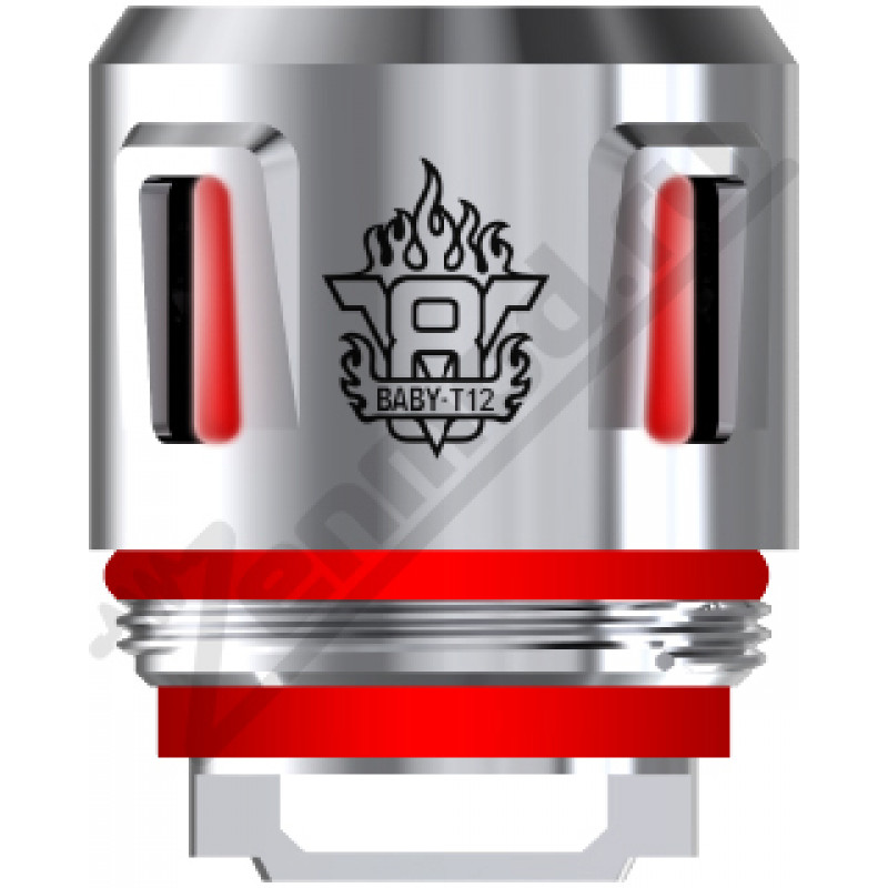 SMOK V8 Baby T12 Red Light core 0.15 Ом