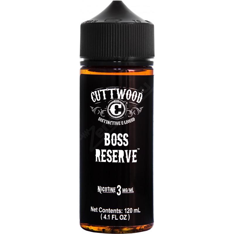 Cuttwood - Boss Reserve 120мл