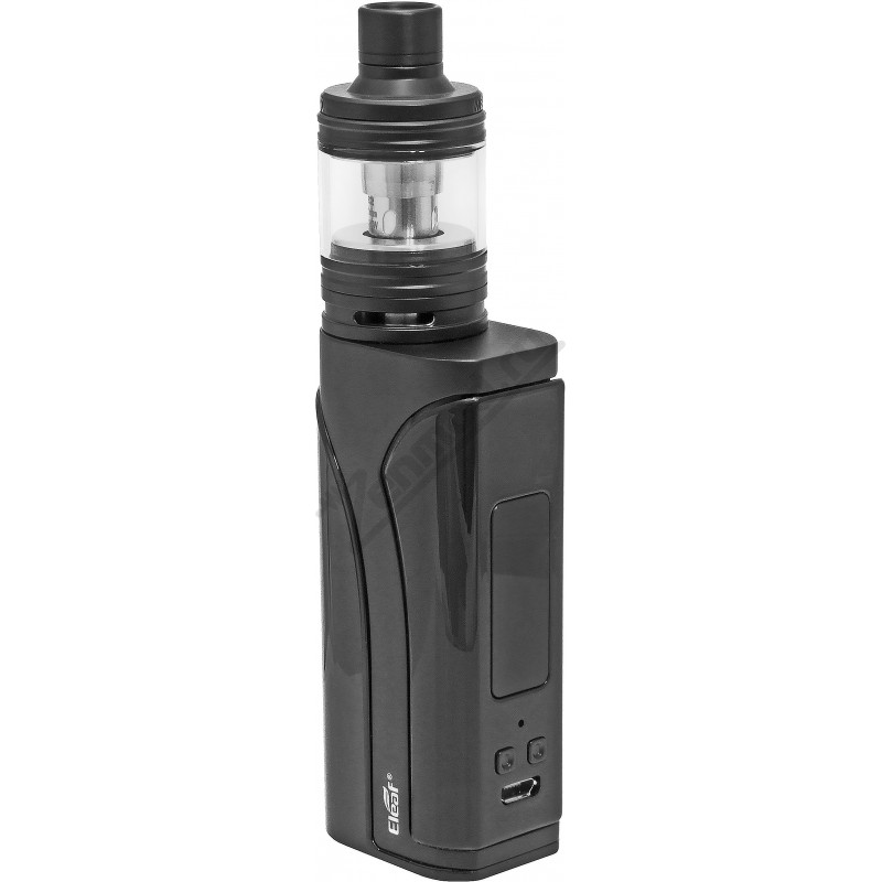 Eleaf iKuu i80 TC 3000mAh + MELO 4 D25 Kit Black